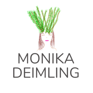 Monika Deimling – photography & embroidery Logo